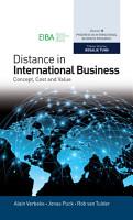 Distance in International Business PDF