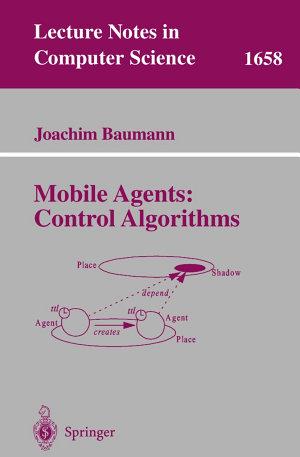 Mobile Agents  Control Algorithms