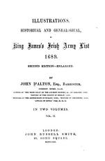 Illustrations  Historical and Genealogical  of King James s Irish Army List  1689 PDF