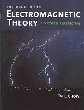 Introduction to Electromagnetic Theory PDF
