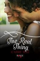 The Real Thing  A Rouge Contemporary Romance PDF