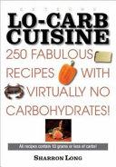 Extreme Lo Carb Cuisine