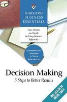 Harvard Business Essentials  Decision Making PDF