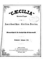 C  cilienvereins organ PDF