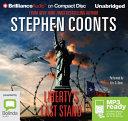 Liberty s last stand  Spoken Word   MP3 CD