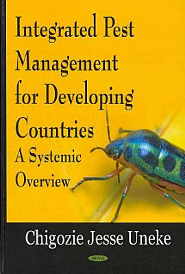 Integrated Pest Management for Developing Countries PDF