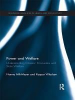 Power and Welfare PDF