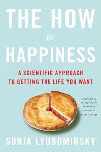 The how of Happiness Book