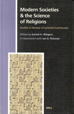 Modern Societies & the Science of Religions:
