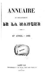 Annuaire du Département de la Manche: Volumes67à69