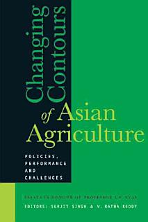 Changing Contours of Asian Agriculture Book