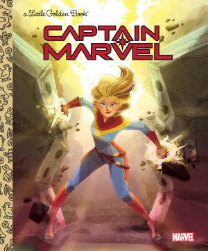Captain Marvel Little Golden Book  Marvel