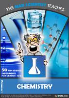 The Mad Scientist teaches  Chemistry PDF