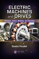 Electric Machines and Drives PDF