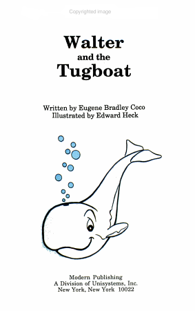 Walter and the Tugboat PDF