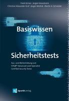 Basiswissen Sicherheitstests PDF