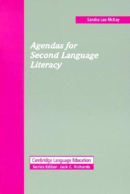 Agendas for Second Language Literacy PDF