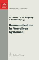 Kommunikation in Verteilten Systemen PDF