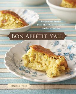 Bon Appetit  Y all Book