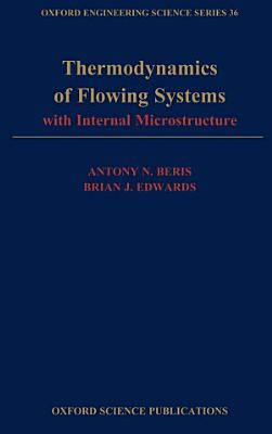 Thermodynamics of Flowing Systems PDF
