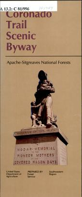 Coronado Trail Scenic Byway: Apache-Sitgreaves National Forests