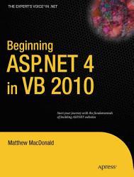 Beginning ASP NET 4 in VB 2010 PDF
