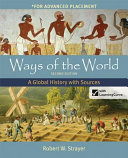 Ways of the World with Sources for AP  with LaunchPad   e Book 2e  6 YR Access Card