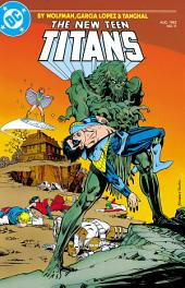 The New Teen Titans (1984-) #11