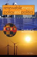 Renewable Energy Policy and Politics PDF