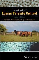 Handbook of Equine Parasite Control PDF
