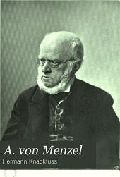 A. von Menzel