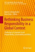 Rethinking Business Responsibility in a Global Context PDF