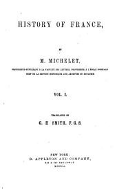 History of France: Volume 1