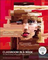 Adobe Flash Professional CS6 Classroom in a Book PDF