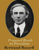 Proposed Roads to Freedom  Annotated  PDF