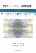 Religious Thought and the Modern Psychologies PDF