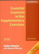 Essential Grammar in Use  Supplementary Exercises  With Answers PDF