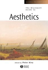 Blackwell Guide to Aesthetics