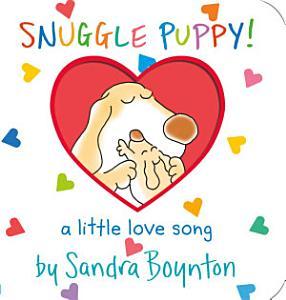 Snuggle Puppy  Book