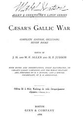 Gallic War: Complete Edition