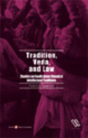Tradition  Veda and Law PDF