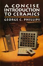 A Concise Introduction to Ceramics PDF