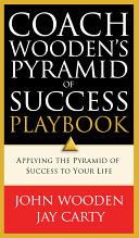 Coach Wooden S Pyramid Of Success Playbook Book PDF