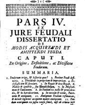 Dissertationes ex quadruplici iure selectae: Page 4