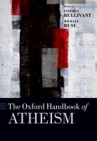 The Oxford Handbook of Atheism PDF