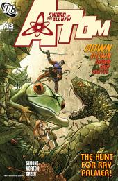 The All New Atom (2006-) #13