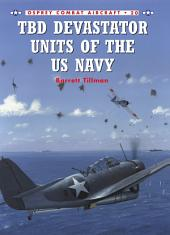 TBD Devastator Units of the US Navy