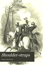Shoulder-straps: A Novel of New York and the Army, in 1862