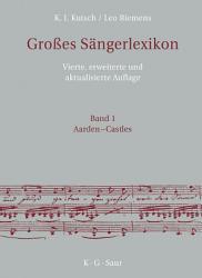 Gro  es S  ngerlexikon PDF