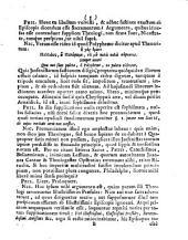 Nicostrati et Philadelphi de iurandi formula ab Alexandro VII. et illustrissimis Belgii episcopis proposita contentationes